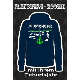 Flensburg Hoodies Deep Navy