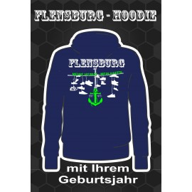 Flensburg Hoodies Purple