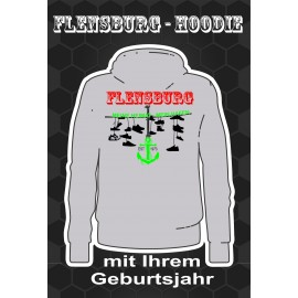 Flensburg Hoodies Light Oxford