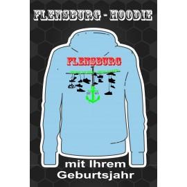 Flensburg Hoodies Sky