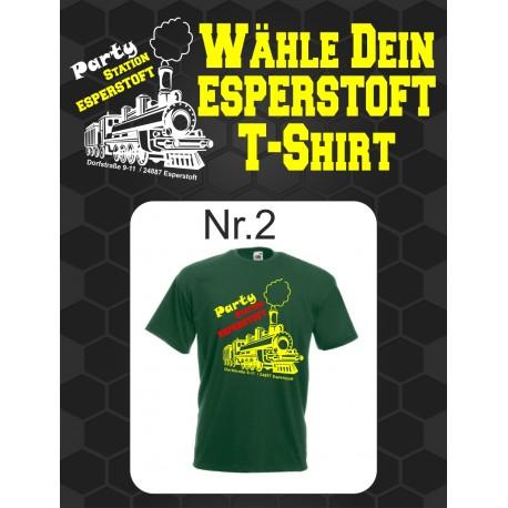 T-Shirt Esperstoft
