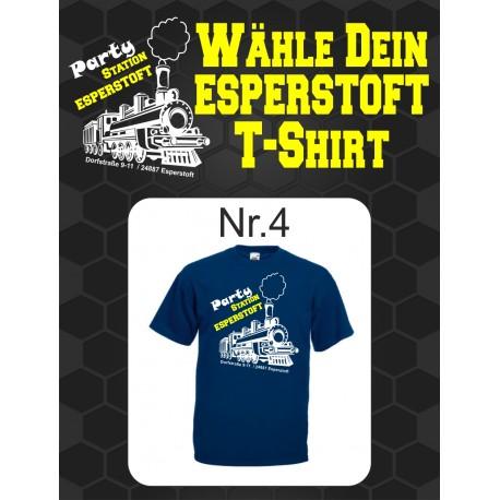 T-Shirt Esperstoft Deep Navy Nr. 4