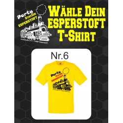 T-Shirt Esperstoft Yellow Nr. 6