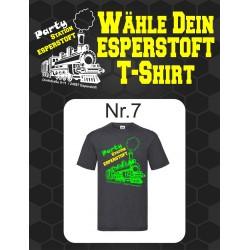T-Shirt Esperstoft Grau Nr. 7