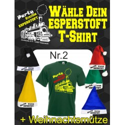 T-Shirt Esperstoft Bottle Green Nr. 2