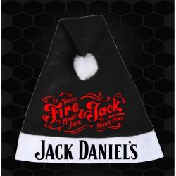 Jack Daniels Weihnachtsmütze Nr. 2